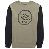 RVCA Fundamental Crew Fleece