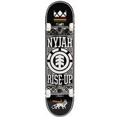 Element Nyjah Geometric 7.75 Skateboard Complete