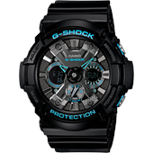 G-Shock GA-201BA-1A Watch