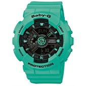G-Shock BA-111-3A Street Neon Watch - Women's
