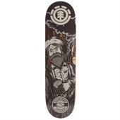 Element Timber Logo Smoke 8.2 Skateboard Deck