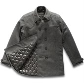 Jiberish The Musigny Trench Peacoat