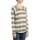 Volcom Lived In Slub Long-Sleeve T-Shirt - Women's