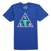 Casual Industrees Sea Triad T-Shirt