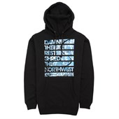 Casual Industrees Damn the Rest NW - Photo Pullover Hoodie
