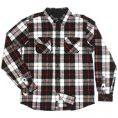 Imperial Motion Teflon Long-Sleeve Flannel Button-Down Shirt