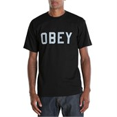 Obey Clothing Collegiate Reflective T-Shirt