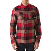 Vans Box Flannel Button-Down Shirt