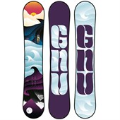 GNU Ladies Choice EC2PBTX Snowboard - Women's 2014