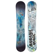 Lib Tech Banana Magic Enhanced BTX HP Snowboard - Used 2014