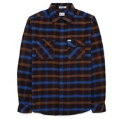 Matix Becker Long-Sleeve Button-Down Flannel