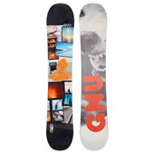 GNU Dirty Pillow BTX Snowboard - Used 2014