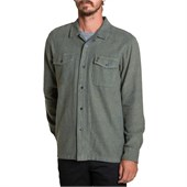 Dark Seas Bridge Long-Sleeve Button-Down Shirt