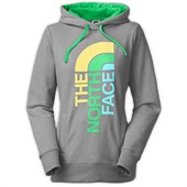 The North Face Trivert Logo Pullover Hoodie II - Women's