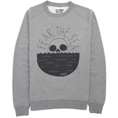 Roark Fear The Sea Crew Fleece