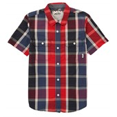 Vans Averill Short-Sleeve Button-Down Shirt (Ages 8-14) - Boy's