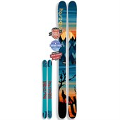 Liberty Origin Skis 2015