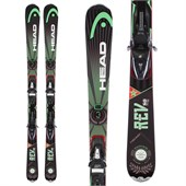 Head REV 80 Pro Skis + PR 10 Bindings 2014