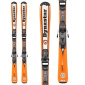 Dynastar Team Legend Skis + Nova 7 Demo Bindings - Used - Kid's 2012