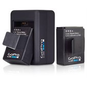 GoPro Dual Battery Charger for Hero3+ & Hero3