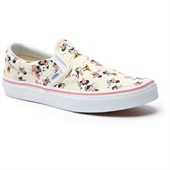 Vans Classic Slip-On Shoes - Girl's