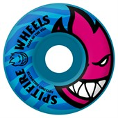 Spitfire Bighead Tonal Pop Blue 99a Skateboard Wheels