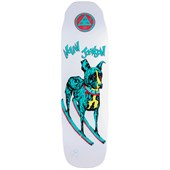 Welcome Nolan Rocking Dog 9.0 On Sledgehammer Skateboard Deck