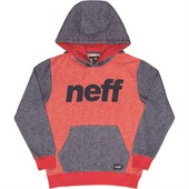 Neff Contraster Pullover Hoodie (Ages 8-14) - Boy's