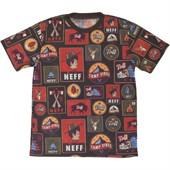 Neff Ranger Camp T-Shirt (Ages 8-14) - Boy's