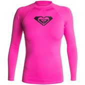 Roxy Whole Hearted Long-Sleeve Rashguard - Women's