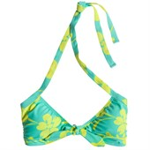 Roxy Day Dreamin 50s Bikini Bra Top - Women's
