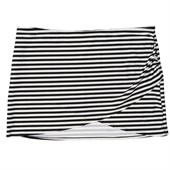 Amuse Society Everyday Stripe Swim Skirt - Women's