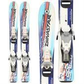 Dynastar My First Team Speed Skis + Team 2 Demo Bindings - Used - Boy's 2008