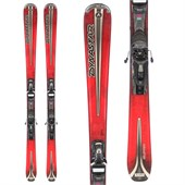 Dynastar Supra RL Skis + NX 10 Demo Bindings 2009