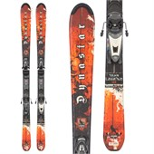 Dynastar Team Legend Skis + Nova 7 Demo Bindings - Used - Kid's 2010