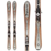 Dynastar Sultan 80 Skis + NX Fluid 12 Demo Bindings - Used 2011