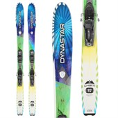 Dynastar Cham 97 Skis + PX 12 Bindings - Used 2013