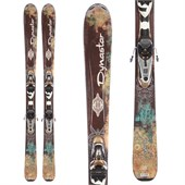 Dynastar Legend Eden Skis + NX 11 Bindings - Used - Women's 2012