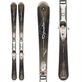 Dynastar Exclusive Active D'Nstar Skis + NX 11 Bindings - Used - Women's 2012