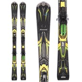 Rossignol Pursuit 16 TI/BSLT Skis + Axial² 120 Demo Bindings - Used 2013