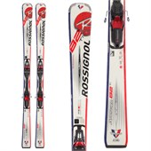 Rossignol Avenger 82 Ti Skis + Axial² 120 Demo Bindings - Used 2012