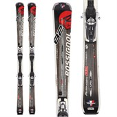 Rossignol Avenger CA 82 Skis + Axium 120 Demo Bindings - Used 2012
