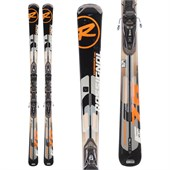 Rossignol Experience 76 Skis + Axium 110 Demo Bindings - Used 2012