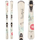 Rossignol Temptation 82 Skis + Saphir 11 Bindings - Used - Women's 2013