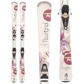 Rossignol Temptation 76 Skis + Saphir 11 Bindings - Used - Women's 2012