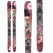 Rossignol S7 Skis + Axium 120 Demo Bindings - Used - Women's 2013