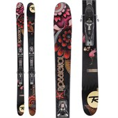 Rossignol S3 Skis + Axium 120 Demo Bindings - Used - Women's 2013