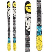 Rossignol Scratch Skis + Axium 120 Demo Bindings - Used 2013