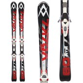 Volkl RTM 80 Skis + iPT WR 12 Bindings - Used 2012
