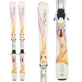 Volkl Charisma Skis + iPT eMotion 11 Bindings - Used - Women's 2013